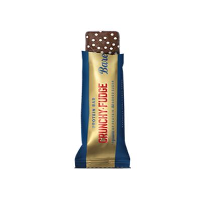 Crunchy fudge